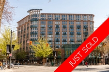 Gastown Loft for sale: Van Horne  1 bedroom 579 sq.ft. (Listed 2016-05-09)